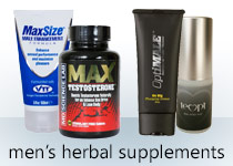 Shop Mens Herbal Supplements