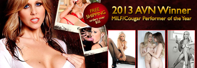 Welcome to Julia Ann's Store, DVDs, Video on Demand, Sex Toys and more